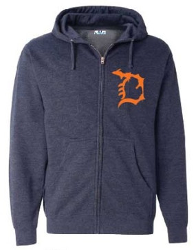 michigan, michigan pride, detroit, detroit d, deluxe, local, hoodie, clothing