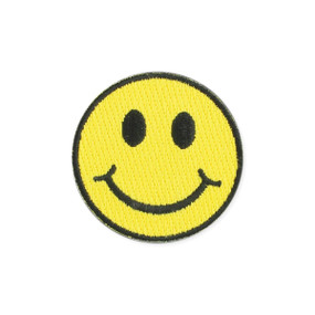 patch, smile, unique, gift, great gift for girlfriend