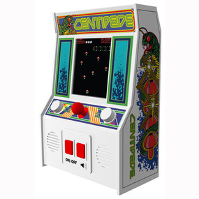 centipede retro arcade game