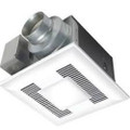 Panasonic FV-08VQL6 WhisperLite 80 CFM Ventilation Fan with Light
