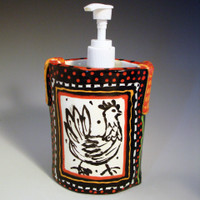 Soap & Hand Sanitizer Container001