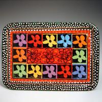 Flower Tray Medium 016