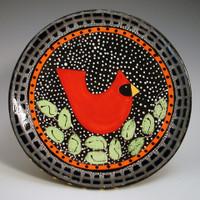 RedBird Plate 008