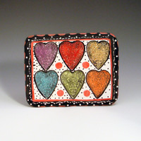 Heart tray Small 010