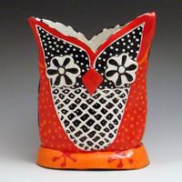 Flat Owl 018
