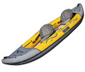 Advanced Elements Island Voyage kayak in yellow.