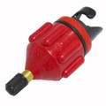 Schrader Valve Adaptor for inflatable SUPs