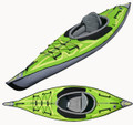 Limited Edition AdvancedFrame LTD Inflatable Kayak