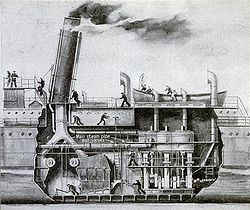 Marine Steam Engine Technology
