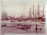 """Port Adelaide c.1882"" (South Australia)"