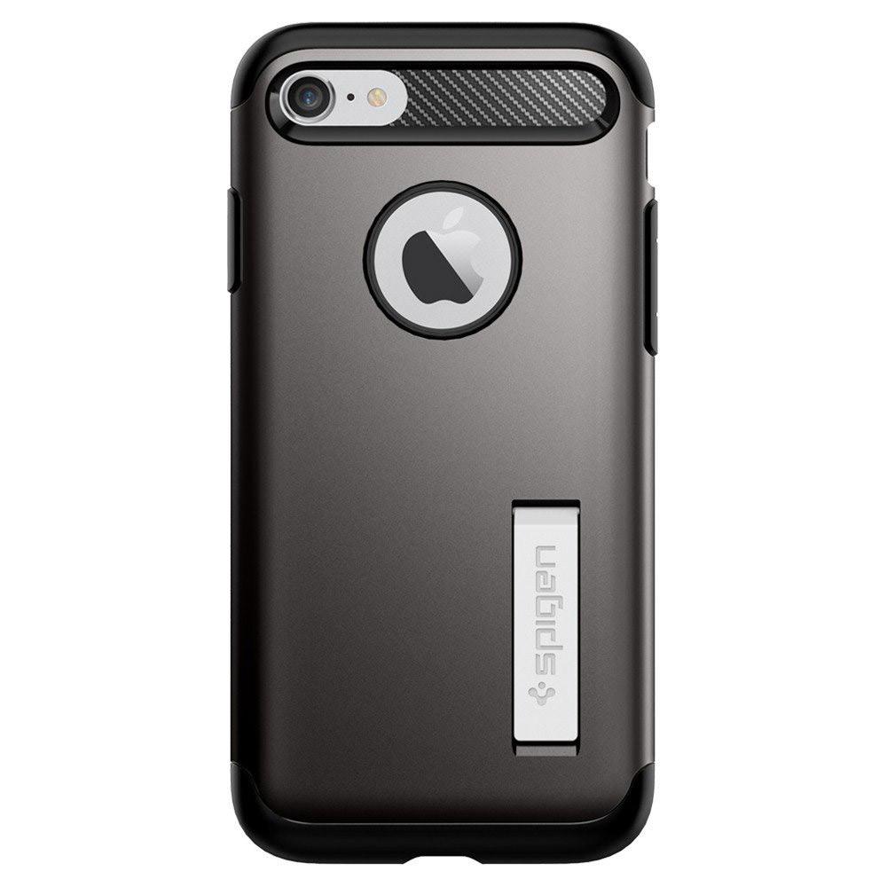Spigen Slim Armor Case for iPhone 7 - Gunmetal