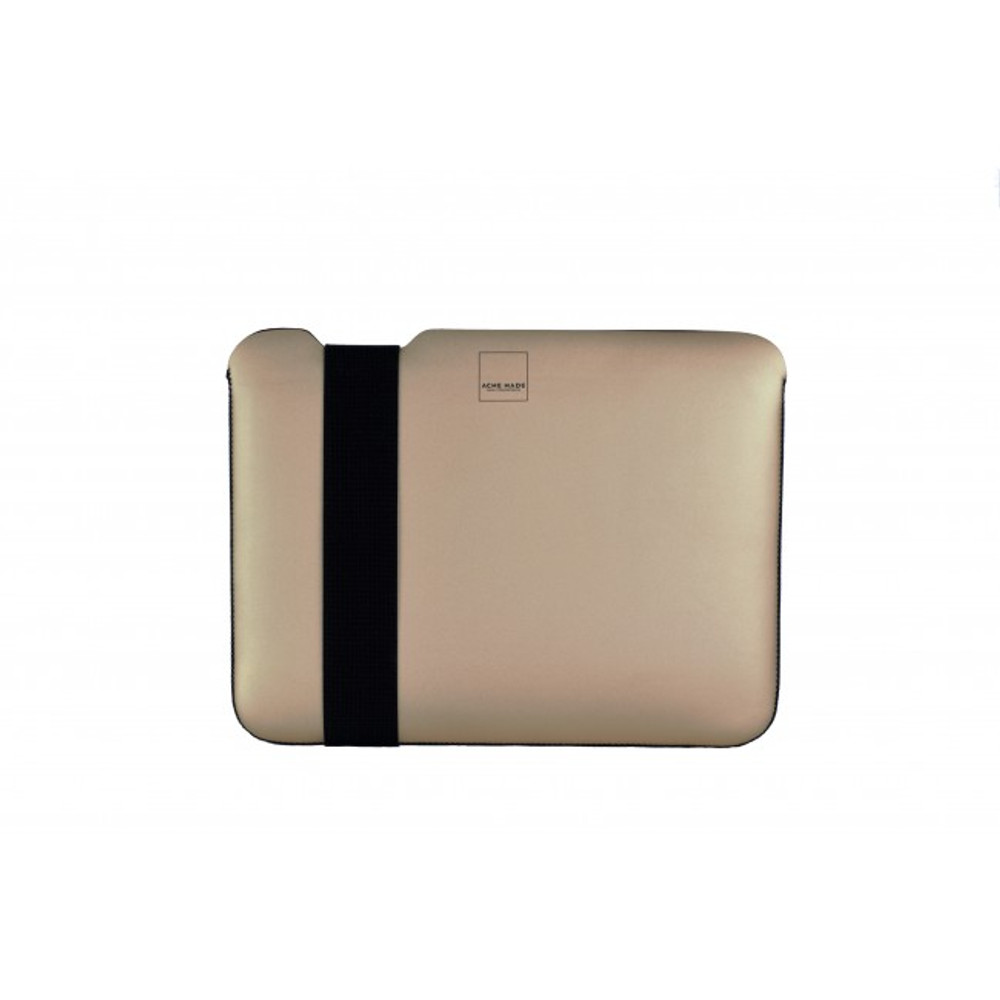 Acme Made Skinny Sleeve for 12 Inch MacBook - Gold