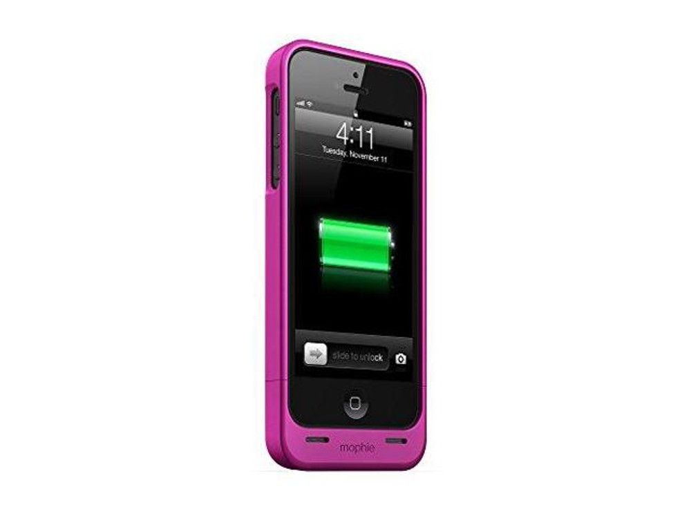mophie juice pack helium for iPhone 5S / 5 - Pink