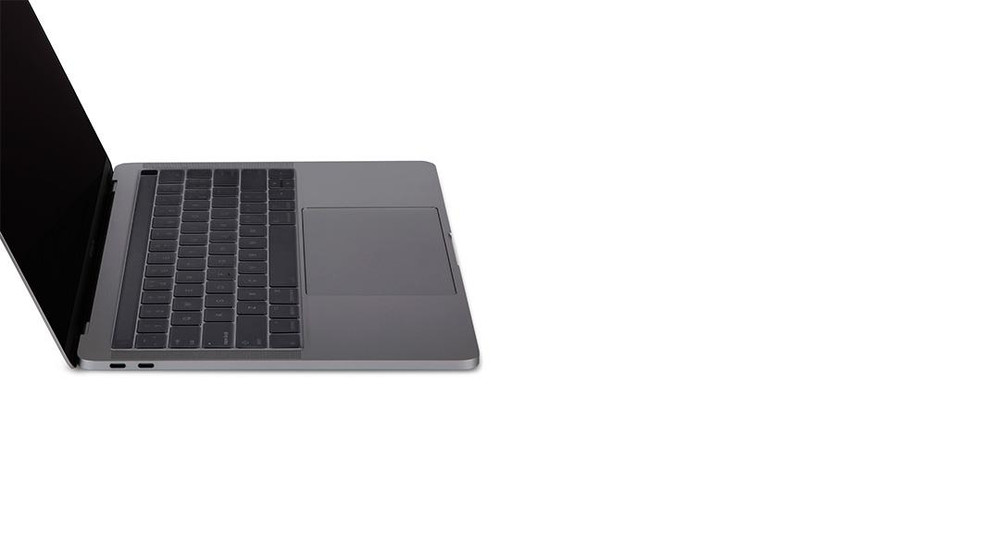 """Moshi ClearGuard MB for 13"""" / 15"""" MacBook Pro with TouchBar"""