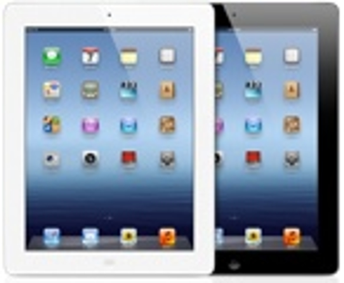 The new iPad (3rd/4th Generation)