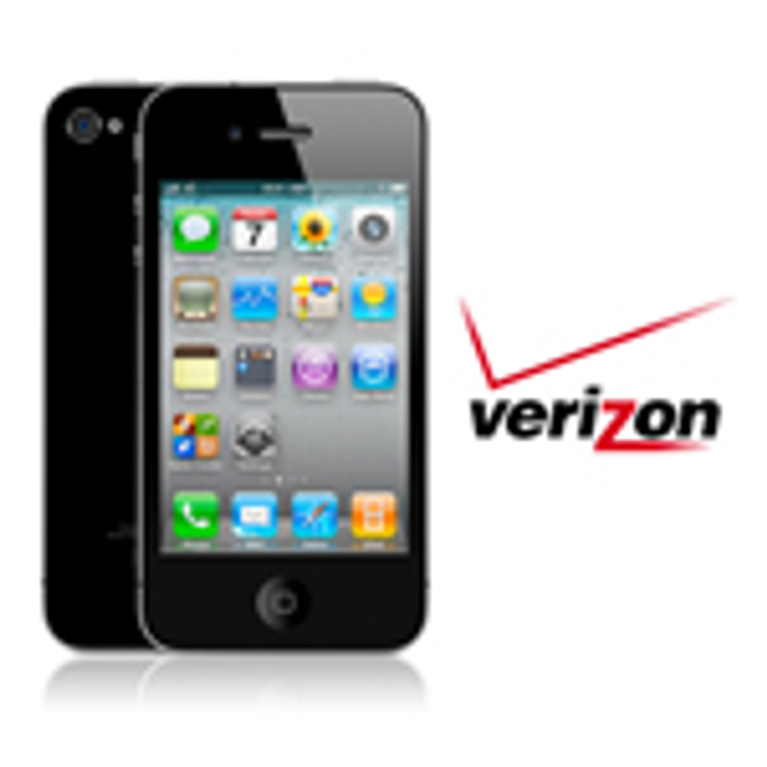 Verizon & Sprint iPhone 4