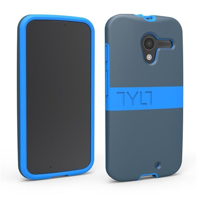 TYLT BAND for Moto X - Blue / Gray