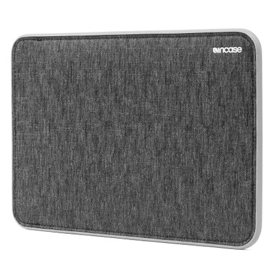 "Incase Icon Sleeve for 15"" MacBook Pro with Retina Display - Heather Black / Gray"