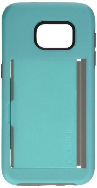 Incipio Stowaway Credit Card Case for Samsung Galaxy S7 - Teal