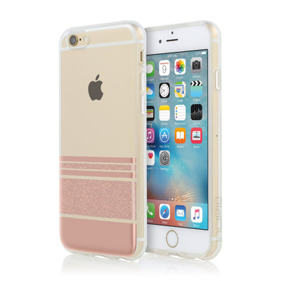 Incipio Stripes Design Series for iPhone 6S / 6 - Rose Gold