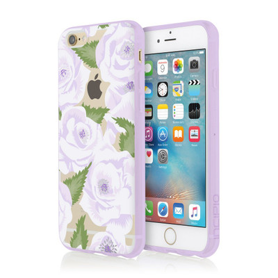 Incipio Wild Rose Design Series for iPhone 6S / 6 - Purple