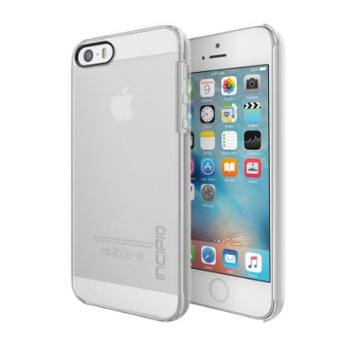 Incipio Feather Pure for iPhone SE - Clear