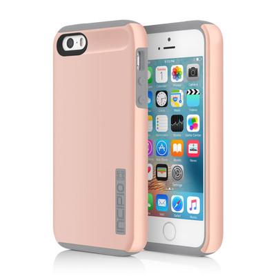 Incipio DualPro for iPhone SE - Rose Gold