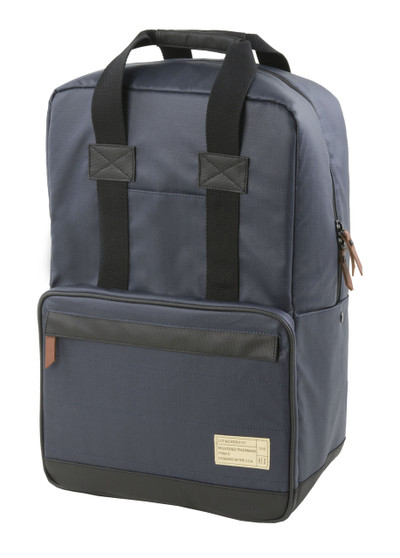 Hex Convertible Backpack - Radar Navy Ripstop