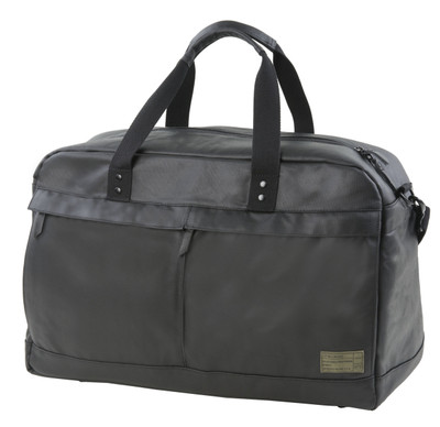Hex Weekender Travel Bag - Calibre Black