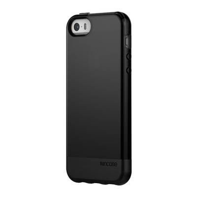 Incase Protective Cover for iPhone SE - Black Frost