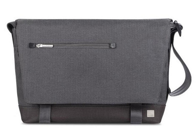 Moshi Aerio Messenger Bag - Herringbone Gray