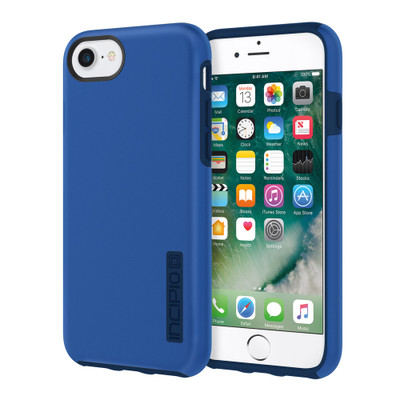 Incipio DualPro for iPhone 7 - Iridescent / Nautical Blue