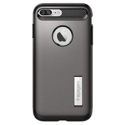 Spigen Slim Armor Case for iPhone 7 Plus - Gunmetal