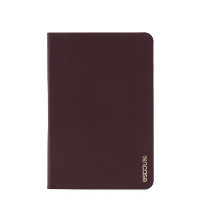 Incase Book Jacket Slim for iPad mini 4 - Wine