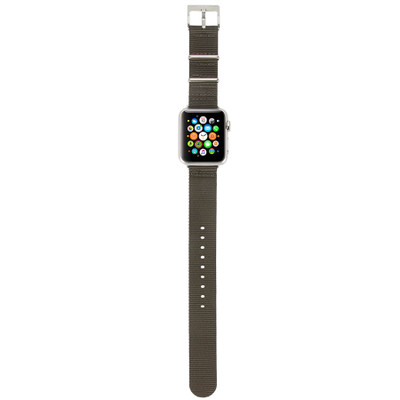 Incase Nylon Nato Band for Apple Watch 38mm - Anthracite