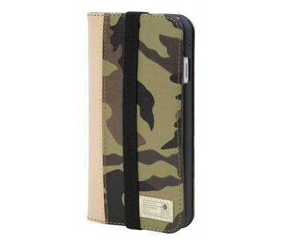 Hex Icon Wallet for iPhone 7 Plus - Camouflage