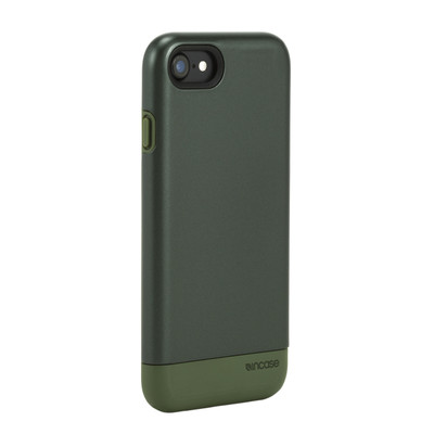 Incase Dual Snap for iPhone 7 - Dark Olive