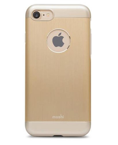 Moshi Armour for iPhone 7 Plus - Gold