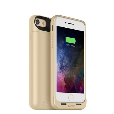 mophie juice pack air for iPhone 7 - Gold