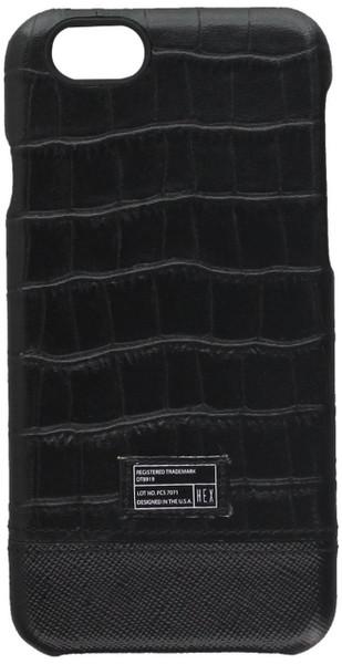 Hex Focus Case for Phone 6S / 6 - Black Croco