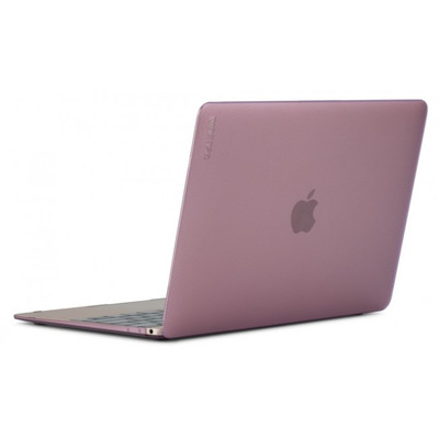 "Incase Hardshell Case for 12"" MacBook - Mauve Orchid"