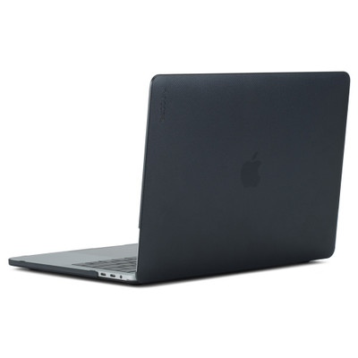 "Incase Hardshell Case for 15"" MacBook Pro with Touch Bar Late 2016 - Black Frost"