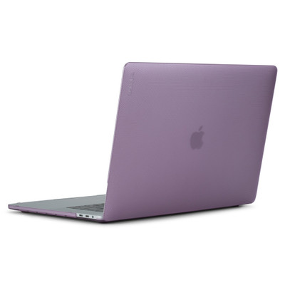 "Incase Hardshell Case for 15"" MacBook Pro with Touch Bar Late 2016 - Mauve Orchid"