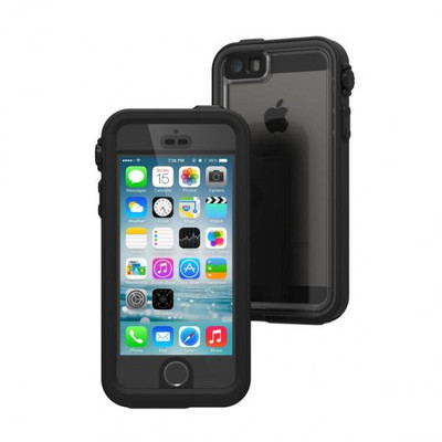 Catalyst Case for iPhone 5/5S/SE - Stealth Black