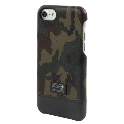 Hex Focus Case for iPhone 7 - Camo Leather Reflective