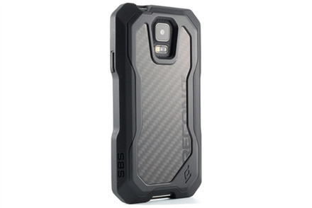 Element Case Recon CF Case for Samsung Galaxy S5 - black