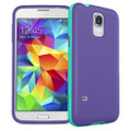 Belkin Grip Candy Case for Samsung Galaxy S5 - Purple / Jade