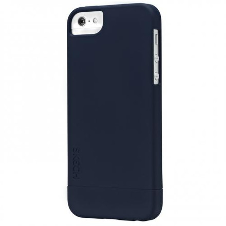 Skech hard rubber for iPhone 5S / 5 blue
