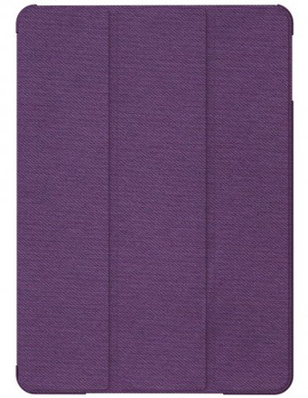Skech Fabric Flipper for iPad Air - Purple - iPD5-FPFB-PRP