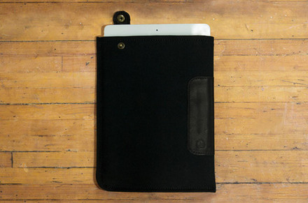 DODOcase Durables Sleeve for iPad Air - Midnight Black